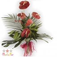 Bouquet de Flores Mercurio