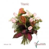 Bouquet Flores Titanic